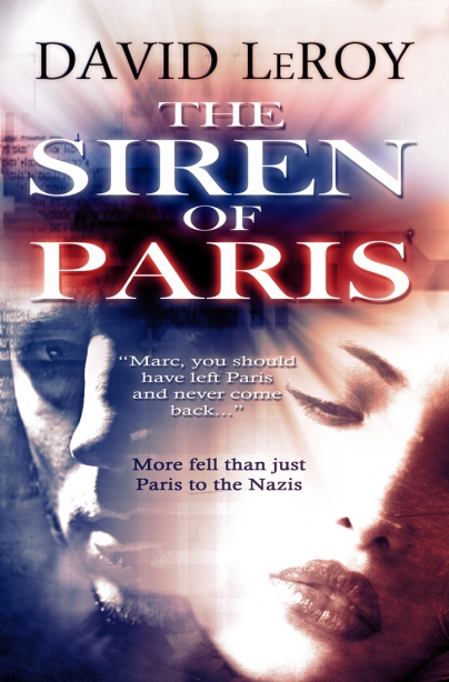 Siren of Paris by David Leroy - Cover