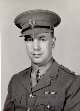 Lt. Col. L.E. James - WWII