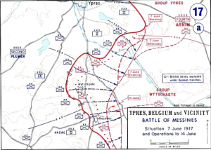 Battle of Messines Ridge