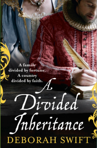 A Divided Inheritance by Deborah Swift