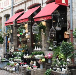 Beaufort flower shop