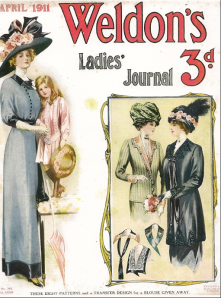 Weldon's Ladies Journal 1911