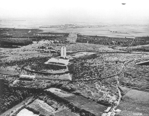 Vimy Memorial Dedication July 26, 1936