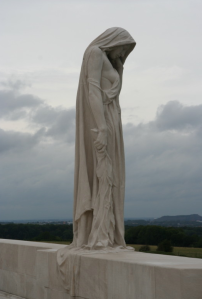 Vimy Ridge Memorial 1