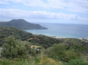 Plakias Bay