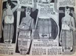 1927 corsets