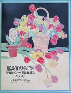 1927 Eaton's Catalogue