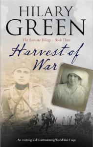 Harvest of War by Hilary Green