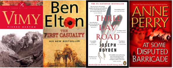Books on WWI