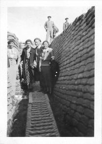Vimy trench 1936
