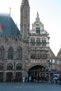 Ypres Cloth Hall