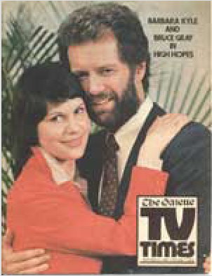 Barbara Kyle TV Times