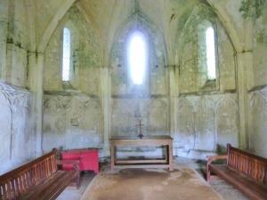 Tony Riches chapel