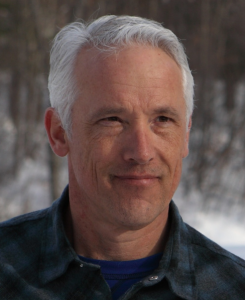 Author Tim Weed