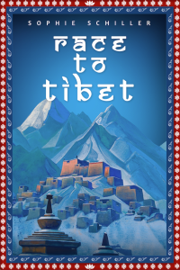 Race to Tibet by Sophie Schiller