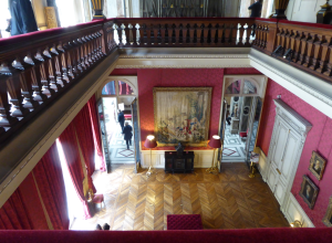 Musee Jacquemart-Andre music gallery