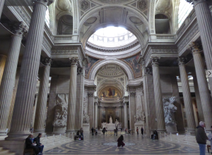 Interior of the Pantheon