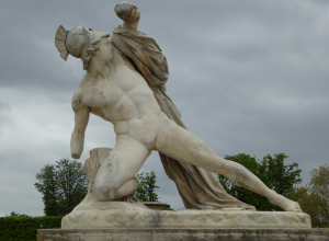 Statue in the Tuileries Gardens