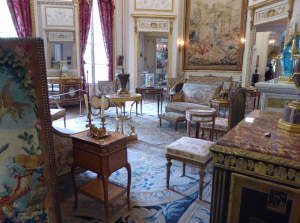 Salon at Musee Nissim de Camondo