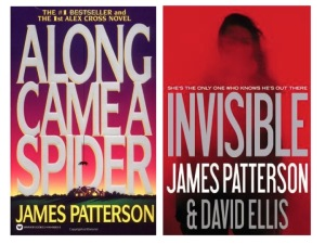 James-Patterson-Titles
