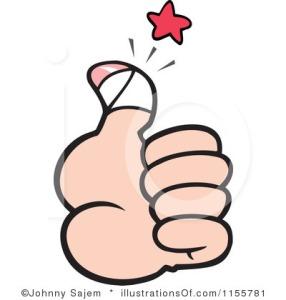 sore-thumb-clipart-1