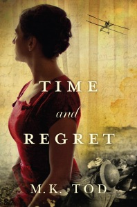 Time and Regret cover graphic by MK Tod