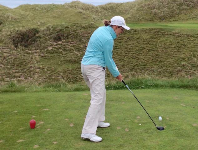 Mary-golf