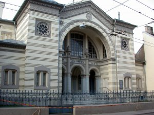 Vilna-(Vilnius)-synagogue