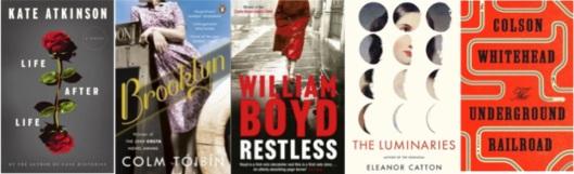 five-novels