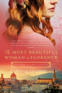 Cover graphic for The most beautiful woman in florence