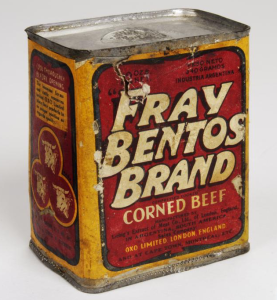 Bully beef WWI
