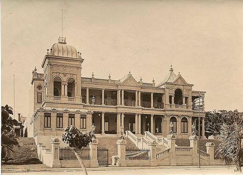Durban Club Natal 1915