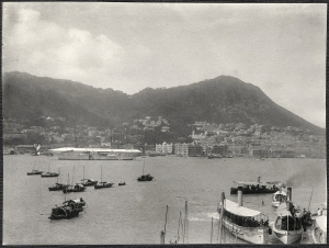 Hong Kong early 1900s